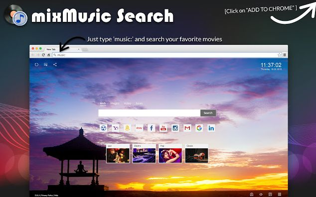 mixMusic Search