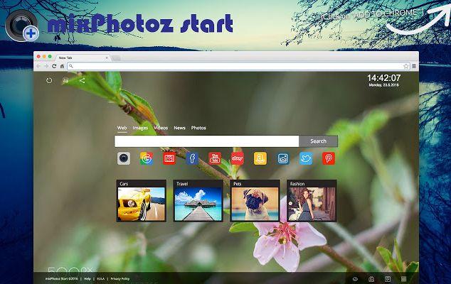 mixPhotoz Start
