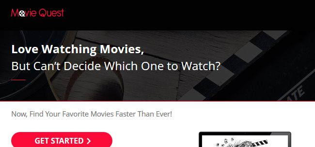 Movie Quest