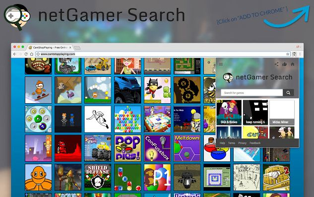 netGamer Search