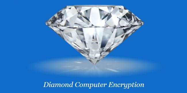 Diamond Computer Encryption
