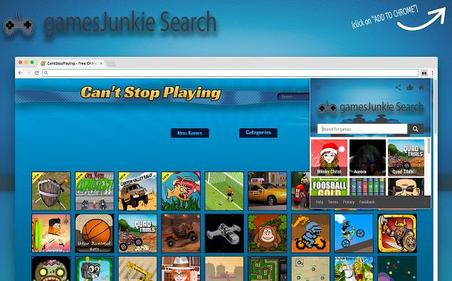 GamesJunkie Search