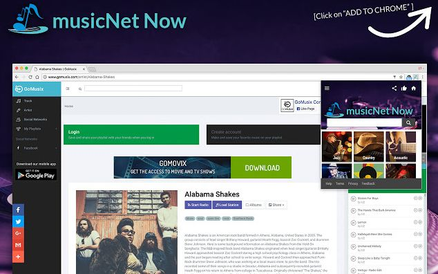 MusicNet Now