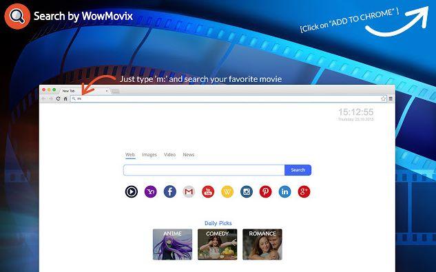 Search By WowMovix