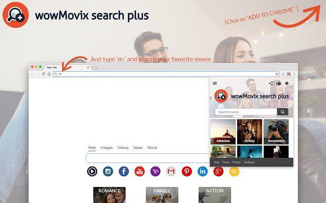 WowMovix Search Plus