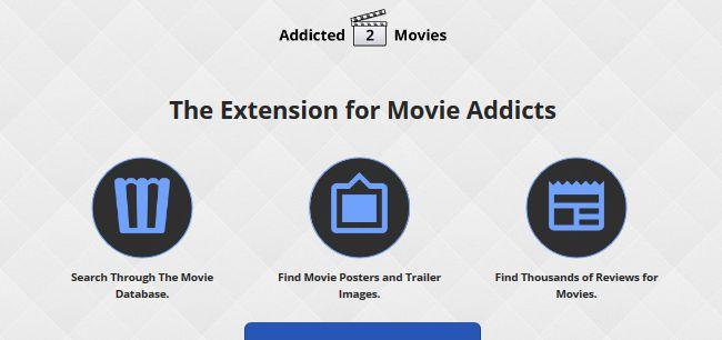 Addicted To Movies