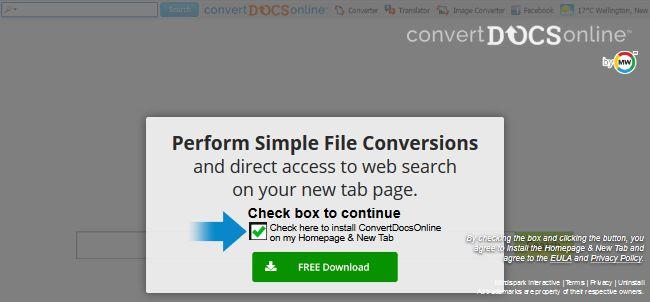 Convert Docs Online