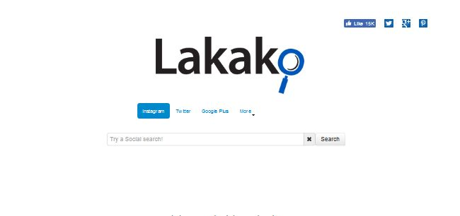 remove lakako com search