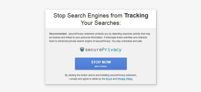 Stop Search Engines from Tracking Your Searches