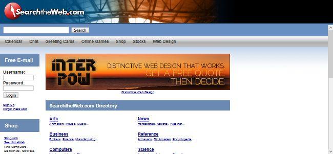 Searchtheweb.com