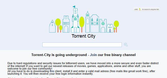 Torrent-City.net