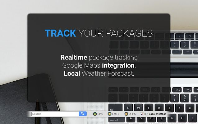 Tracker Package