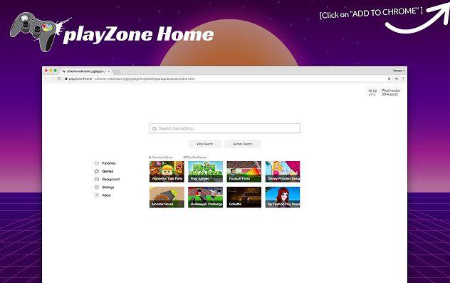 PlayZone Home
