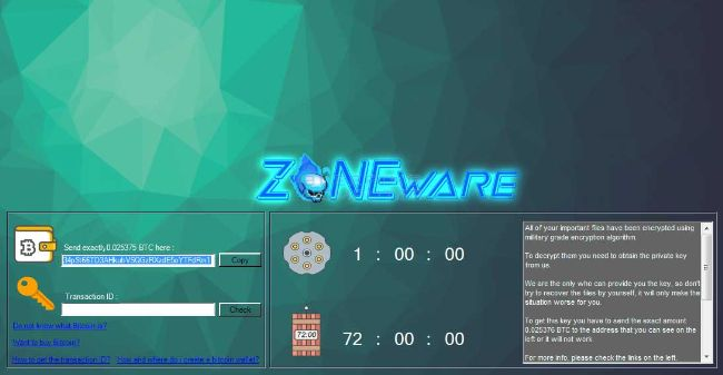ZONEware