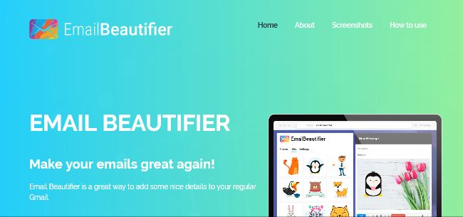 Email Beautifier