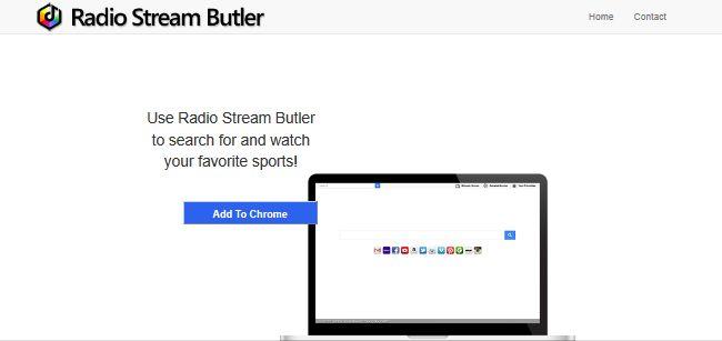 Radio Stream Butler