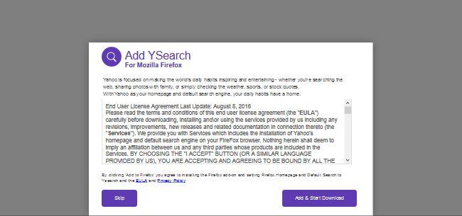 YSearch