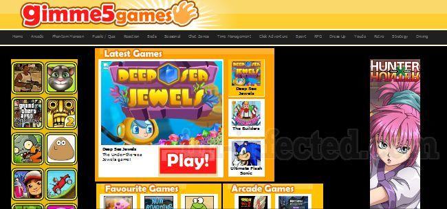 Free Premium Flash Games