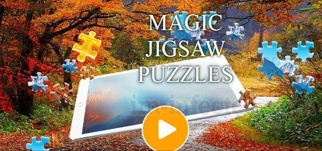 Remove Magic Jigsaw Puzzle Adware - VirusPup
