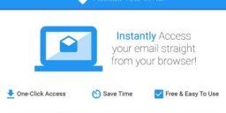 Login Emails Fast