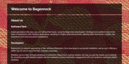 Bagonrock