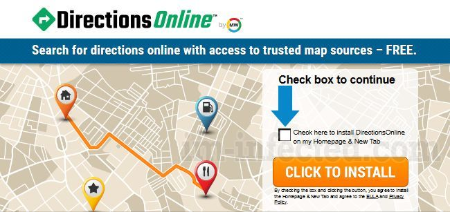 Free Directions Online