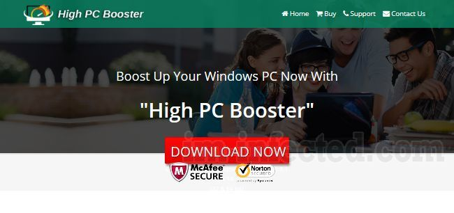 High PC Booster