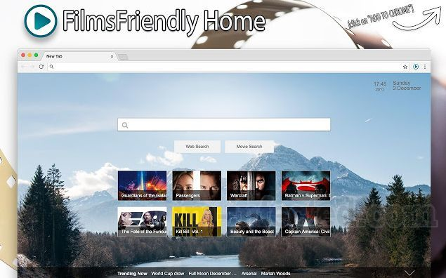 FilmsFriendly Home