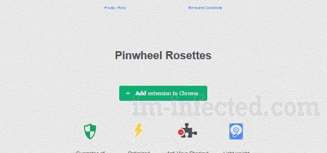 Pinwheel Rosettes