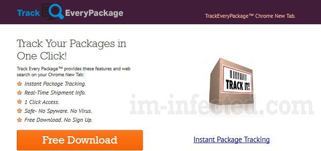 Track Every Package