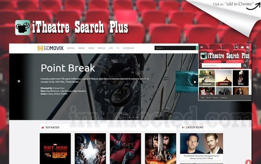 ITheatre Search Plus