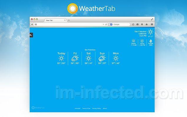 WeatherTab
