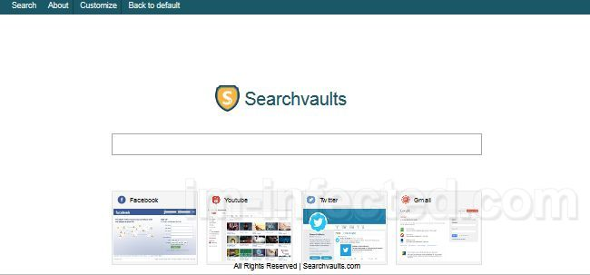 Searchvaults