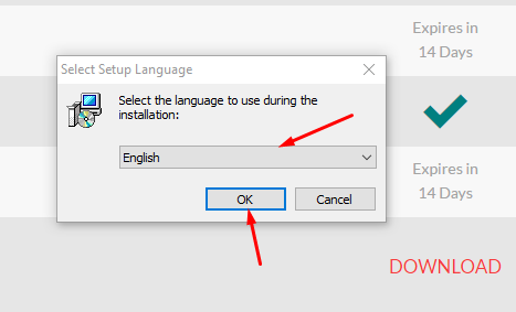 Install MalwareFox Instruction 2