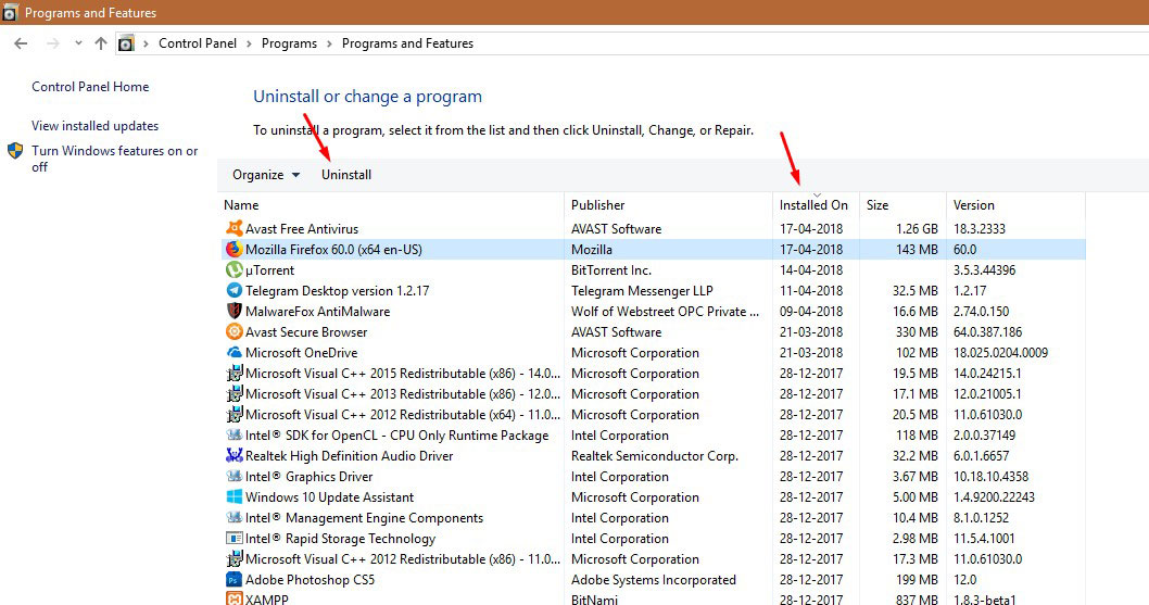 Remove Any Browser Hijacker - Remove Suspicious Program