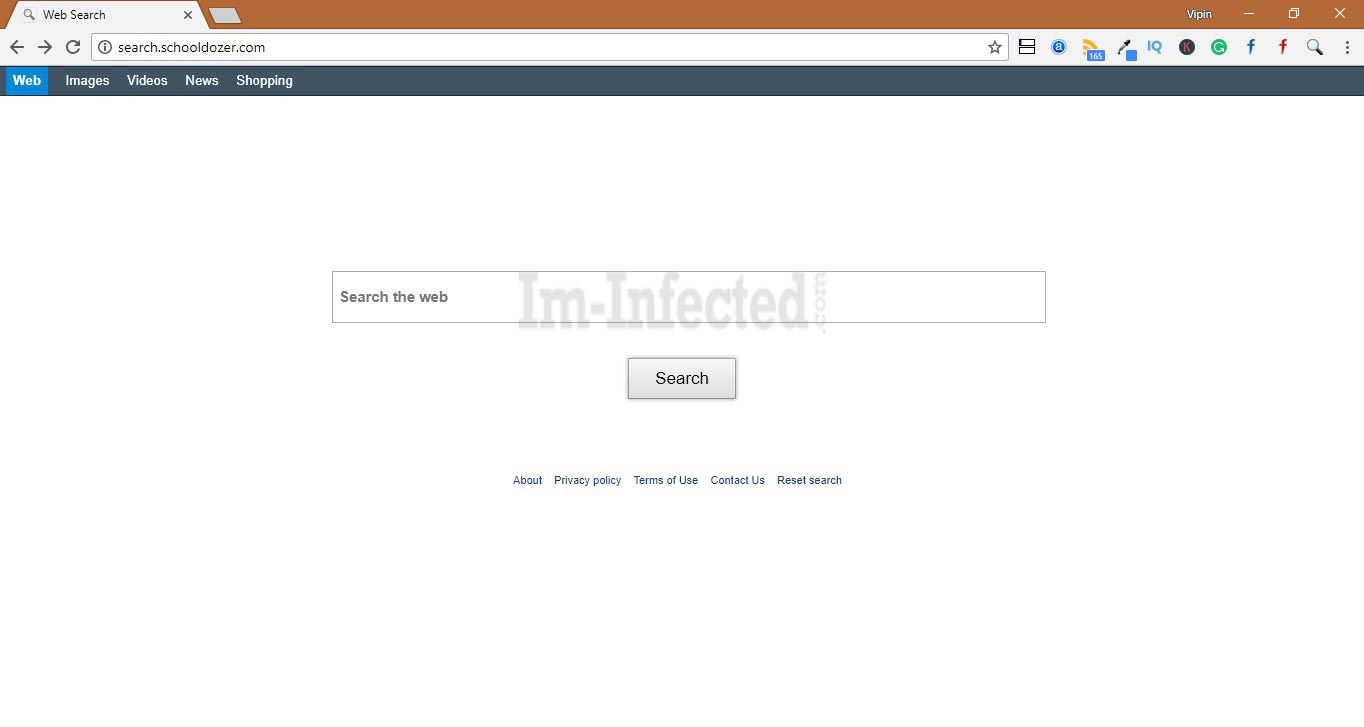 How to Remove Search.schooldozer.com Hijacker