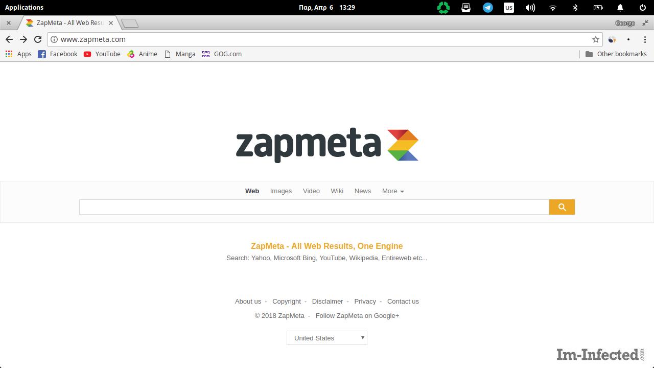 How to Delete Zapmeta.com Virus