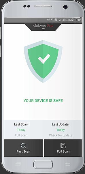 MalwareFox Android Malware