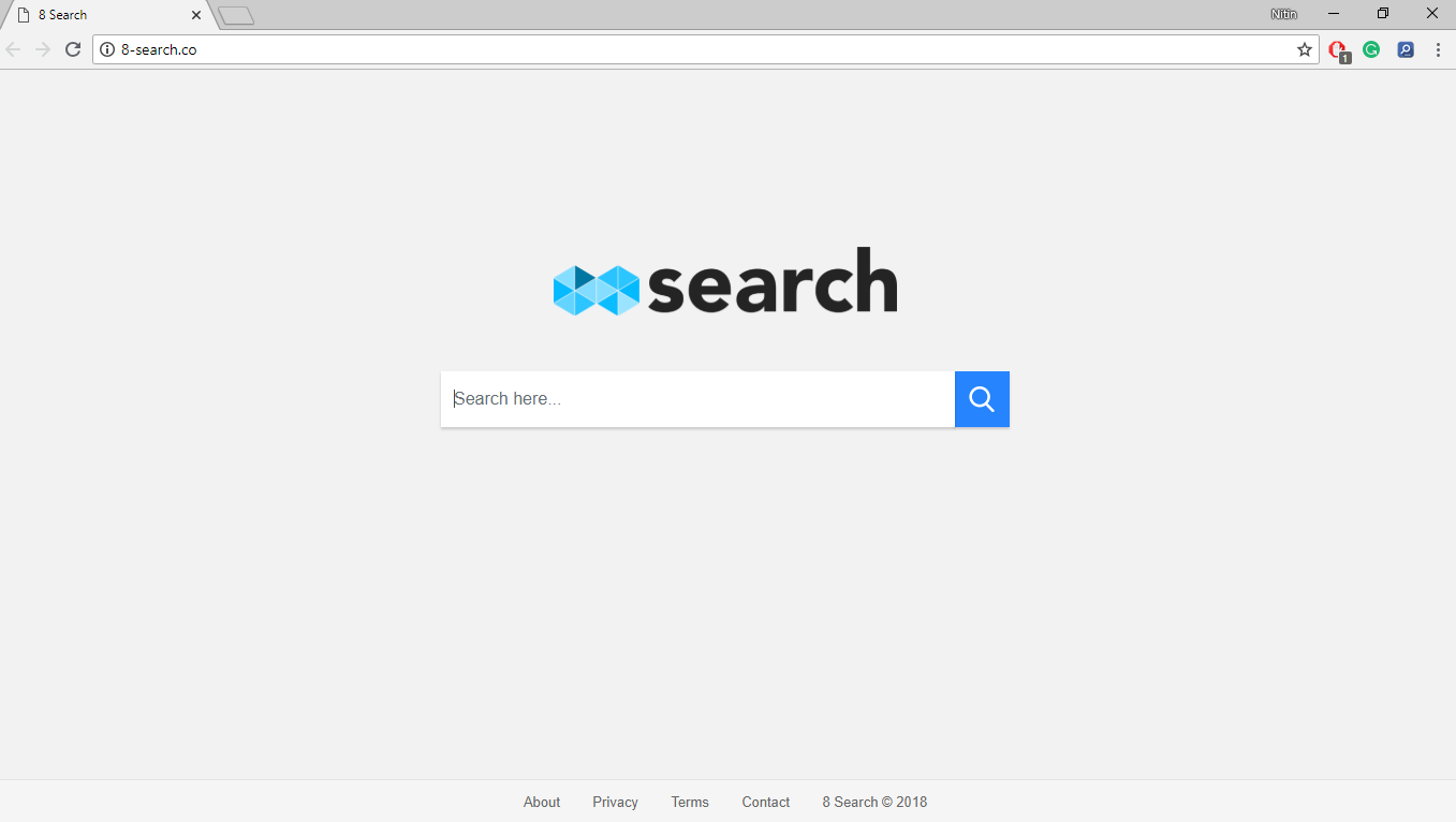 How to Remove 8-search.co
