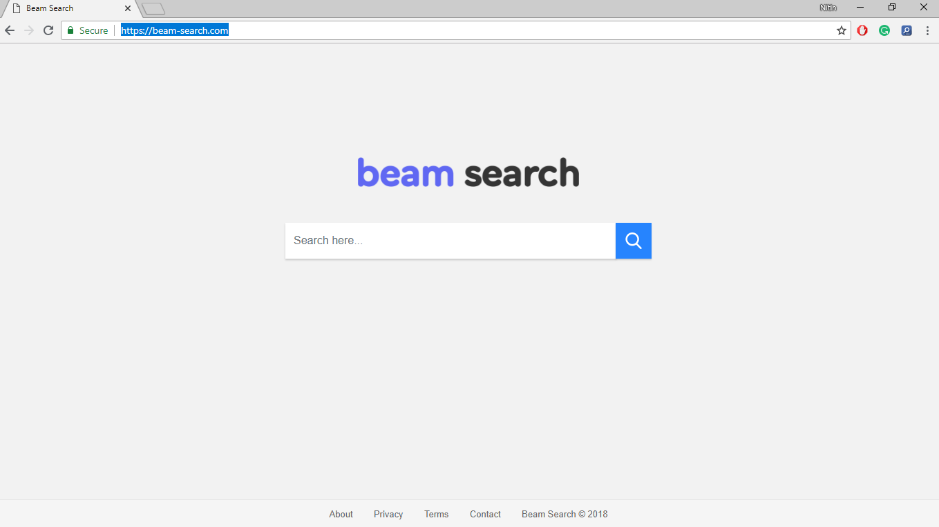 How to Remove Beam-search.com