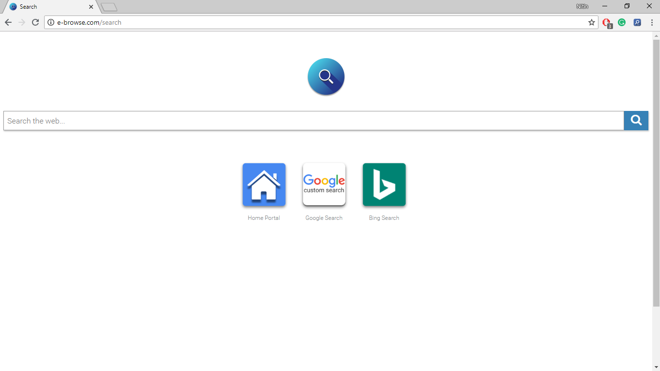 How to Remove E-browse.com
