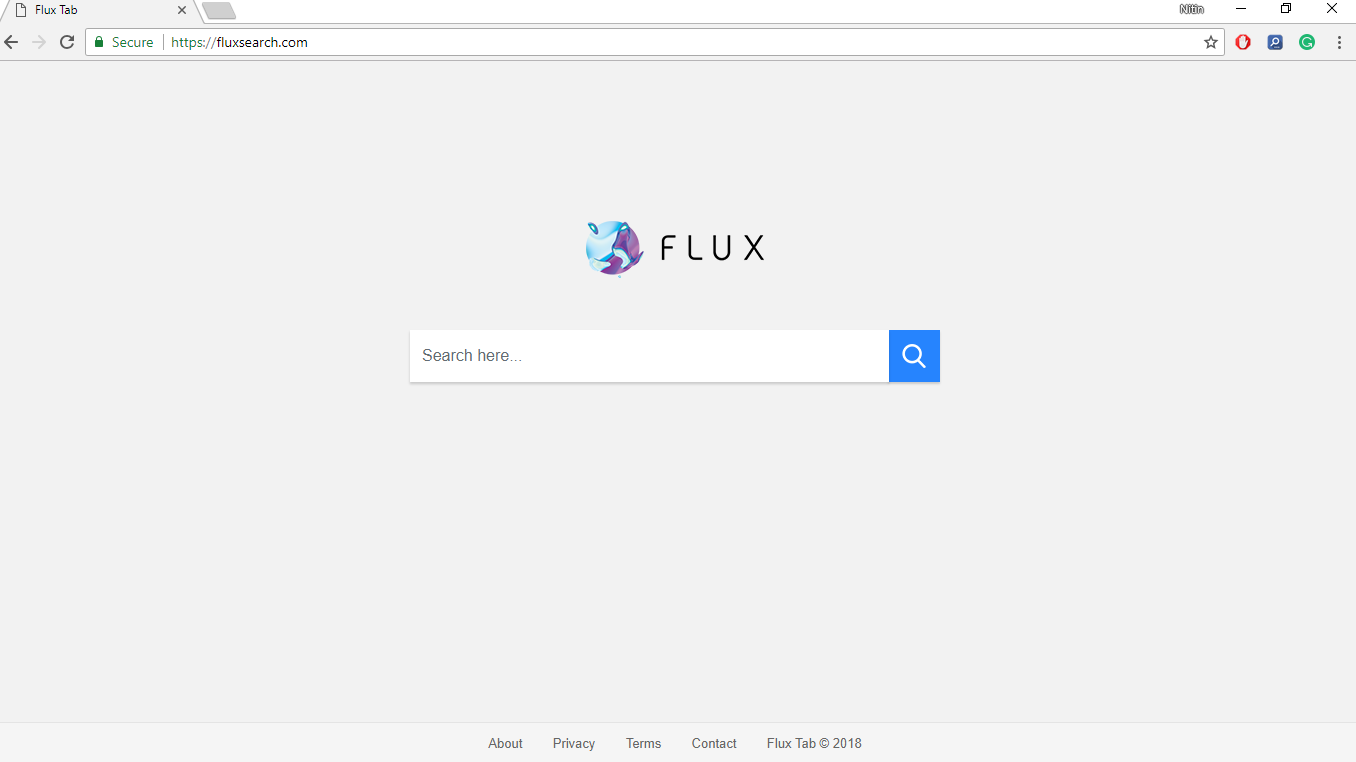 How to Remove Fluxsearch.com