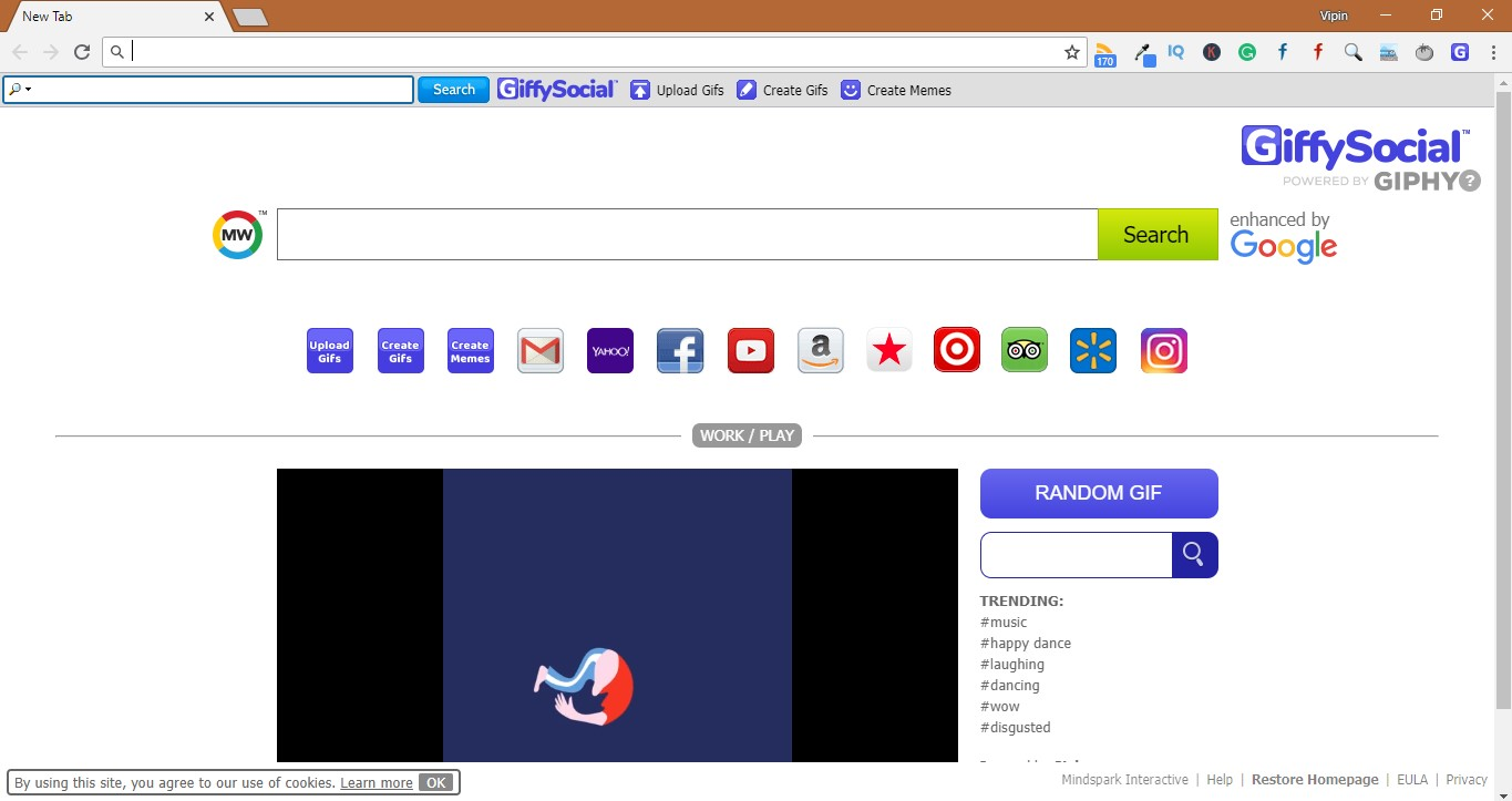 How to Remove GiffySocial Extension
