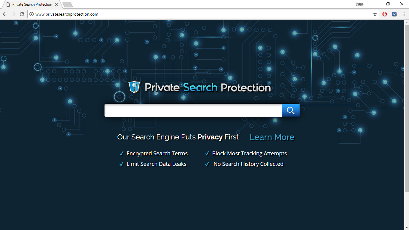 How to Remove Privatesearchprotection.com