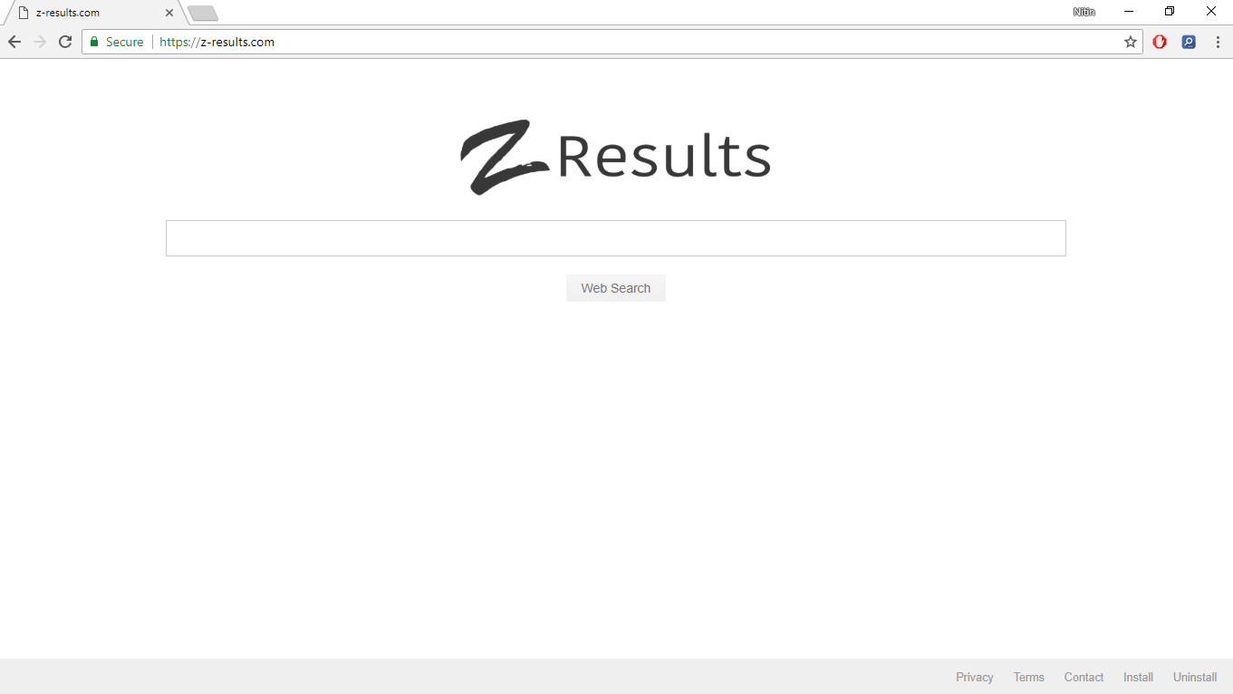 How to Remove z-results.com