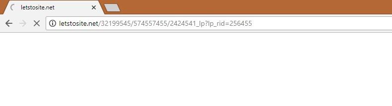 How to Remove Letstosite.net Redirect