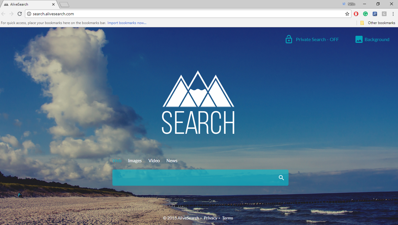 How to Remove Search.alivesearch.com