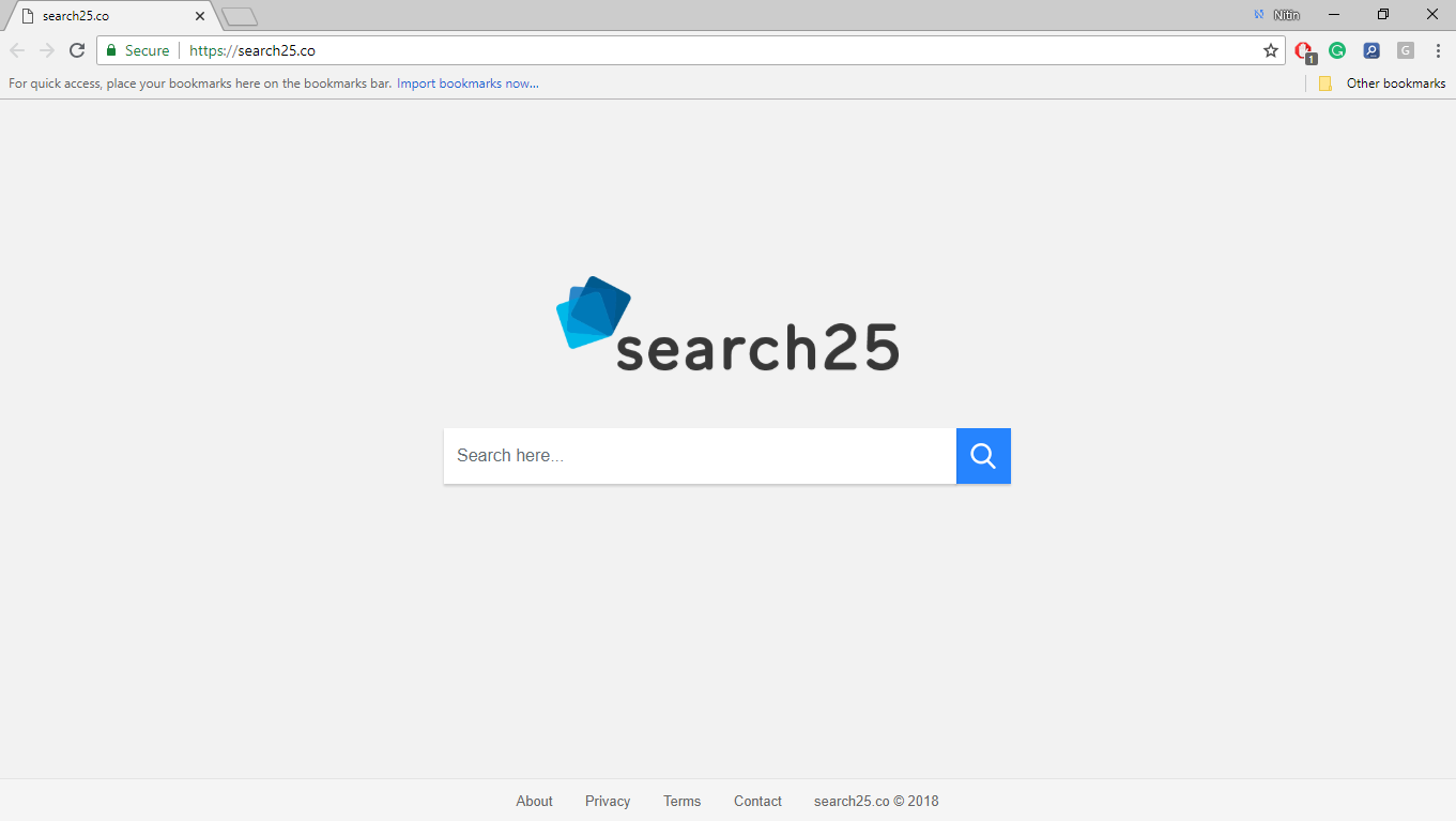 How to remove search25.co