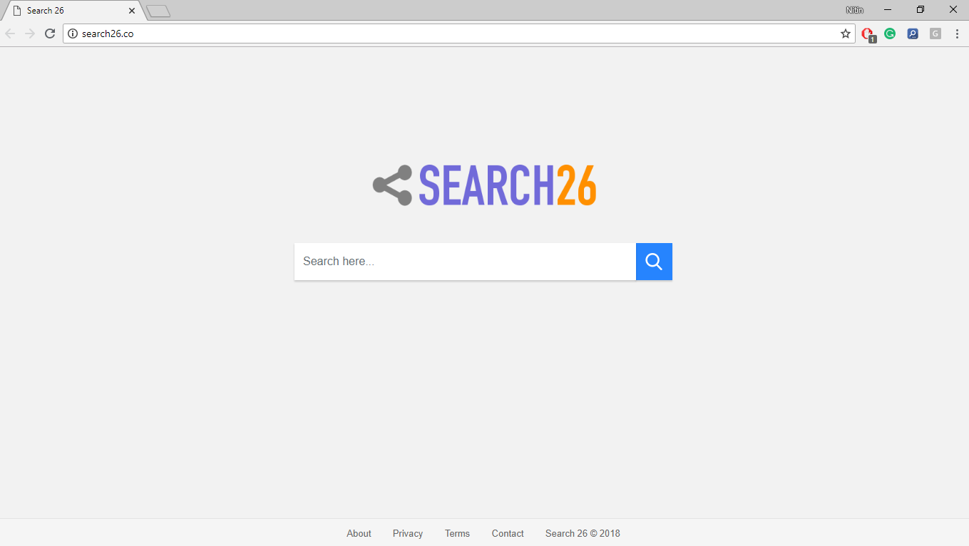 How to Remove Search26.co