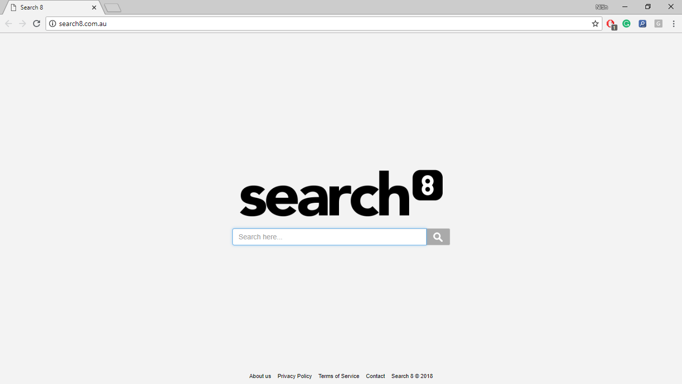 How to Remove Search8.com.au